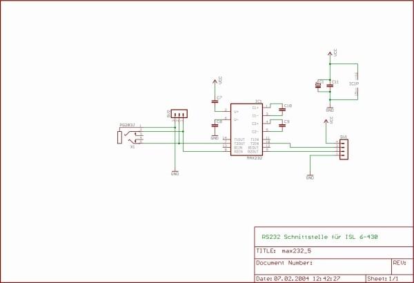 Erweiterung des Schulze-Laders ISL6-430